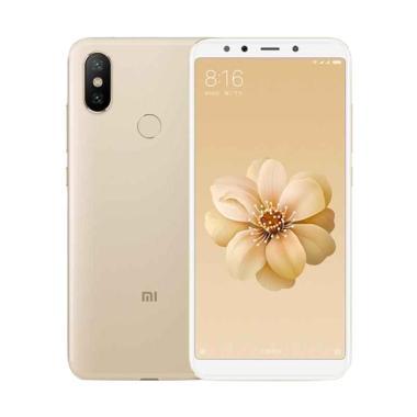 Xiaomi Mi 6X Smartphone [128GB/ 6GB]