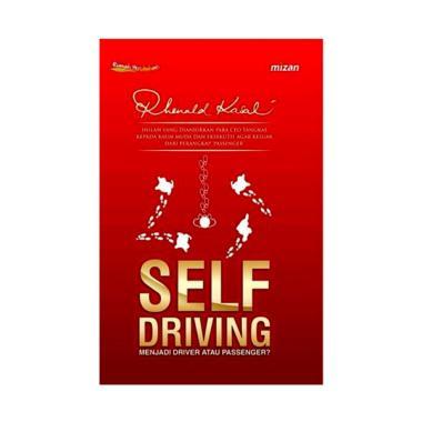 harga Gramedia Self Driving: Menjadi Driver Atau Passenger? Buku Ekonomi Blibli.com