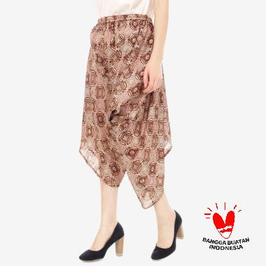 Benangsari Titan Pants Celana Kulot Batik Wanita f7876d256f