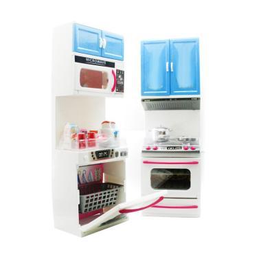 harga Enandem Set Dapur Modern Mainan Anak Perempuan Blibli.com