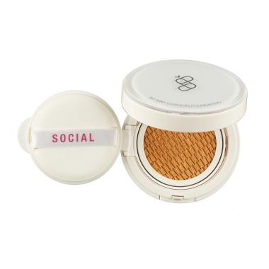 Social Cosmetics BC Airy Cushion Foundation