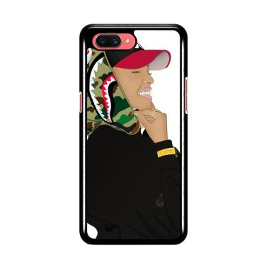 Flazzstore Bape Hoodie J0132 Casing Premium Casing for Oppo A3S or A5