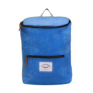harga Exsport Sheena Backpack Tas Wanita - Blue Blibli.com