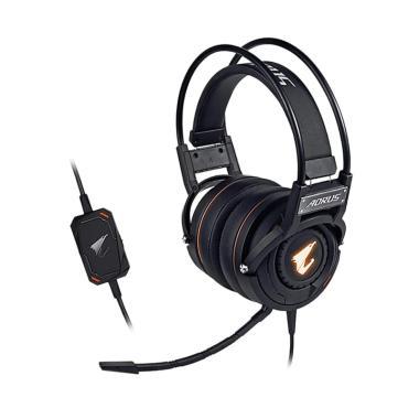 harga Aorus Gigabyte H5 Gaming Headset - Hitam Blibli.com