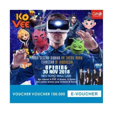 harga KOVEE Value Voucher [Rp. 100.000] Blibli.com