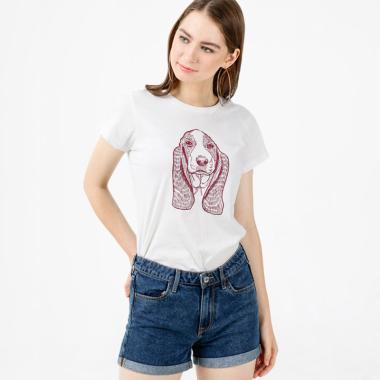 Baju Atasan Wanita Hush Puppies - Jual Produk Terbaru Maret 2019 ... f9104f0cac