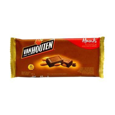 Van Houten Chunky Almond Cokelat [165 g]