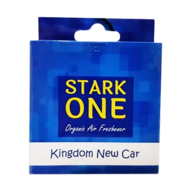 STARK ONE KINGDOM NEW CAR PARFUM MOBIL GANTUNG AROMA.