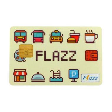 BCA Flazz Edisi 8 Bit