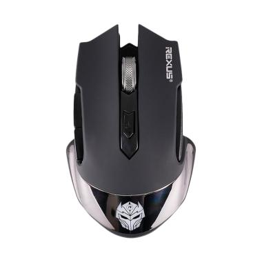 REXUS RX-108 Wireless Rechargerable Gaming Mouse