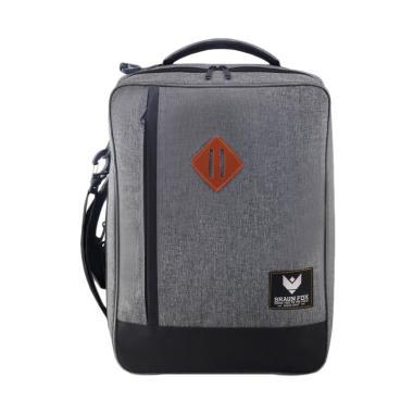 Braun Fox Laptop Estader 3in1 Multifungsi Tas ...