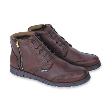 Catenzo Sepatu Boot ... 86aacfeabe