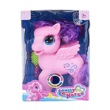 Jual Mainan Kuda Poni Anak Terbaru - Harga Promo   Diskon  23c144f175