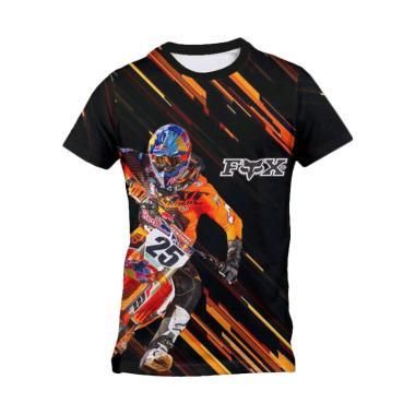 harga Kaos Urban Sport Dryfit Benzema Motocross Jersey Olahraga - Hitam [KTM AZ0041] Blibli.com