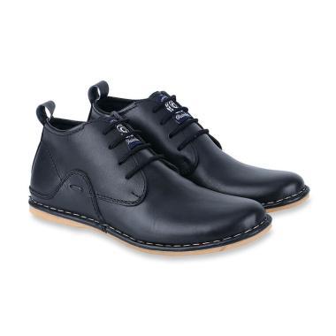 Raindoz Kulit Sepatu Boots Pria  RMP 196 . Rp 456.000 Rp ... 422e153d4f