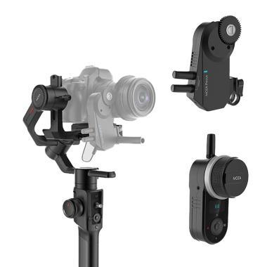 harga MOZA AIR 2 with IFocus Control System Aksesoris Kamera [Motor + Remote] Black Blibli.com