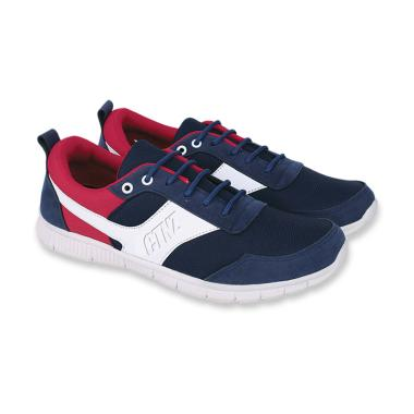 Catenzo Speaking Sepatu Olahraga Lari Pria - Blue  S... Rp 193.000 ... da1180bf36