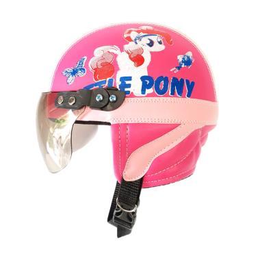Cicimonmon My Little Pony Helm Anak