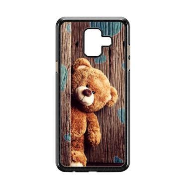 harga Acc Hp Teddy Bear Love L0280 Custome Casing for Samsung Galaxy A6 Blibli.com