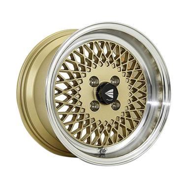 harga Enkei EK92 R15x8 ET25 - PCD 4x100 Gold | Velg Mobil ORI [Untuk Dikirim] Blibli.com