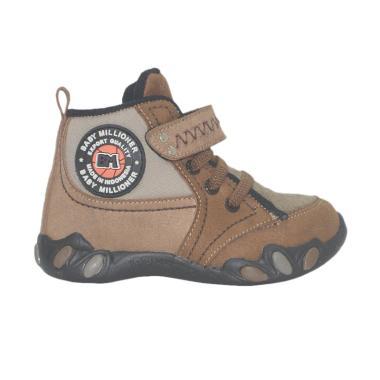 harga Baby Millioner BMDD 73-CKT OLV Sepatu Anak Laki-laki - Coklat Tua Blibli.com