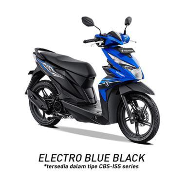 harga [INDENT] Honda All New BeAT eSP FI Sporty CBS ISS Sepeda Motor [VIN 2019/ OTR Sumatera] Blibli.com