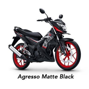 harga Honda New Sonic 150R Sepeda Motor [VIN 2019/ OTR Sumatera] Blibli.com