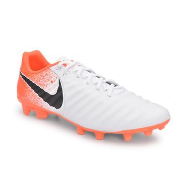 a5bb45c9a9f53 Nike Football Legend 7 Academy Firm Ground Sepatu Sepakbola Unisex  [AH7242-118]