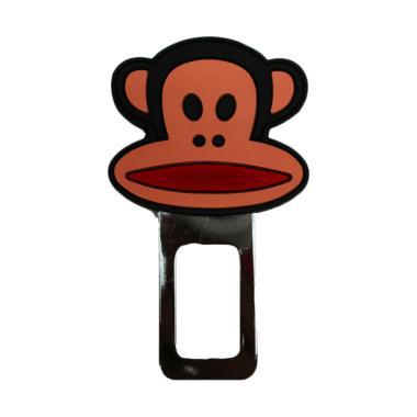 harga Sukses Motor Monyet Colokan Safety Belt Aksesoris Interior Mobil Brown Blibli.com