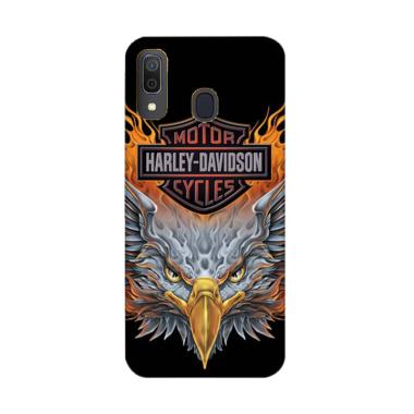 harga Acc Hp Motor Harley Davidson Eagle Logo P0370 Custom Casing for Samsung A30 Blibli.com