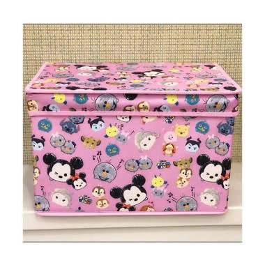0ee24709d57b Sanrio TsumPink Toybox Tempat Penyimpanan Mainan dan Buku Anak