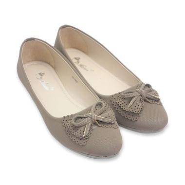 Dr Kevin 551-004 DB050 Women's Flat Shoes - Olive