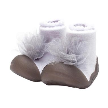 harga Attipas New Corsage Sepatu Bayi M Grey Blibli.com