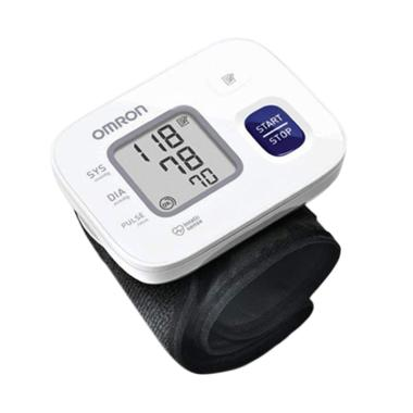 harga Omron HEM-6161 Tensimeter Wrist Blood Pressure Monitor Blibli.com