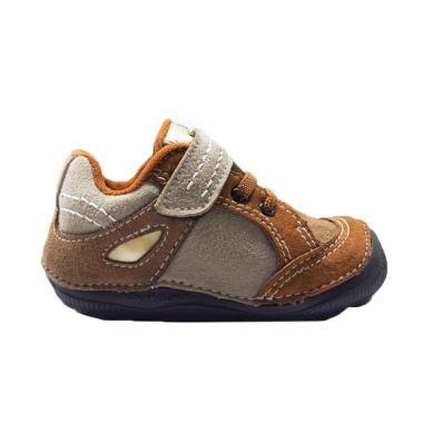 harga Baby Millioner BMED 43CT-CKT SANDB Sepatu Bayi - Coklat Blibli.com