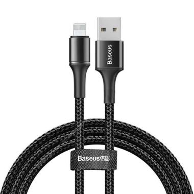 Baseus Kabel Lightning Cable Data for iPhone [Halo 2.4A/ 1 m]