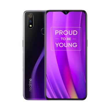 harga Realme 3 Pro (Lightning Purple, 64 GB) Blibli.com