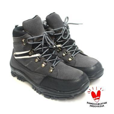 16e7658c186ac Black master Sepatu Boots Pria
