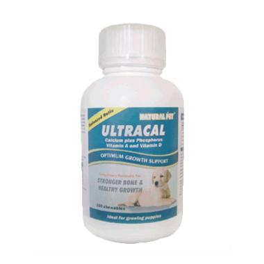 harga Natural Pet Ultracal Calsium Suplemen Anjing Blibli.com
