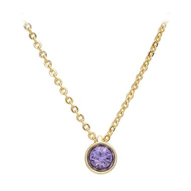harga WEST ISLAND WI8062213 Corry Women's Necklace [14K] Blibli.com