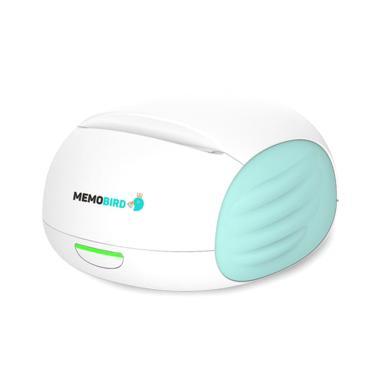 harga Bluelans MEMOBIRD G2 Mini Portable Wireless Receipt Label Thermal Printer for Android iOS Blibli.com