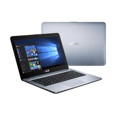 harga Asus X441UB-GA312T Notebook - Silver [i3-7020U/NVidia GeForce MX110/4GB/1TB/14 Inch/Win10] Blibli.com