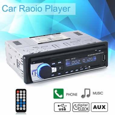 harga Bluelans Car MP3 Player [Bluetooth/ Receiver/ Aux Input/ SD/ USB/ MP3/ Stereo Audio/ FM Radio Player] Blibli.com