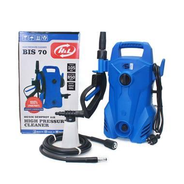 harga Promo Steam Motor Steam Mobil Steam AC Jet cleaner H&L BIS 70 Pembersih Karpet Pembersih Kotoran Bandel Blibli.com