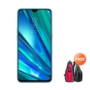 harga Realme 5 Pro Smartphone [128 GB/ 4 GB] + Free Tas Bobo Blibli.com