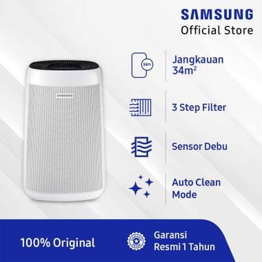 Promo Merdeka - Samsung AX34R3020WW Air Purifier [34 m2]