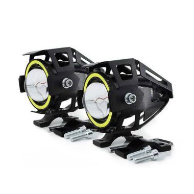 harga OEM Transformer LED Lampu Tembak Motor for ATV [3000 Lumens/ 125W/ U7] Hitam Blibli.com