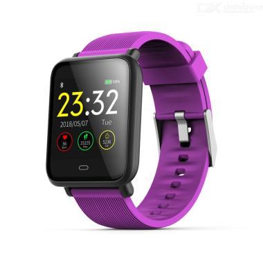 harga IIT GTcoupe Q9 Smart Watch Blood Pressure Heart Rate Monitor Intelligent  Bracelet  IP67 Blibli.com