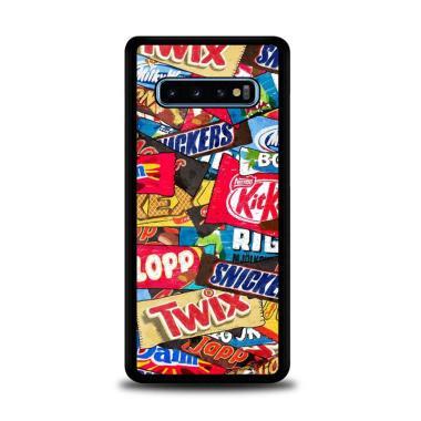 harga Casing Custom Hardcase Snack Wallpaper L2934  Samsung S10 Blibli.com