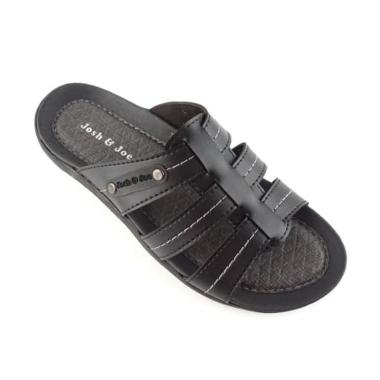 harga Josh & Joe Casual Modern Sandal Kulit Pria Blibli.com
